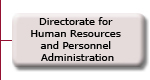 Directorate for Human Resources and Personnel Administration