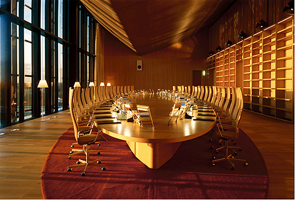 The Grand Conference Room