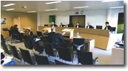 Audience du Tribunal de la fonction publique