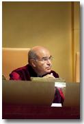 M. Vassilios Skouris - Prestation de serment au Tribunal de l'Union européenne