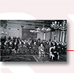 Receção nos salões do «Hôtel de Ville» por ocasião da instalação do Tribunal de Justiça da CECA (dezembro de 1952)