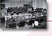 Inauguração do edifício e da sala de audiências (novembro de 1959)
