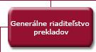 Generálne riaditeľstvo  prekladov