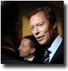 Mr Marc Jaeger and HRH The Grand Duke