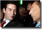 HRH The Hereditary Grand Duke and Mr Marc Jaeger
